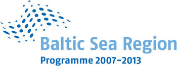 Logo of the Baltic Sea Region Programme 2007-2013