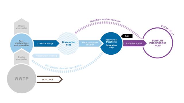RAVITA processes scheme